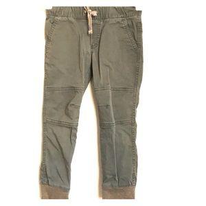 Cat & Jack- Olive green boys skinny pants